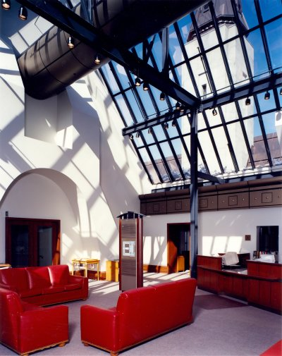 Photo - The Library Atrium